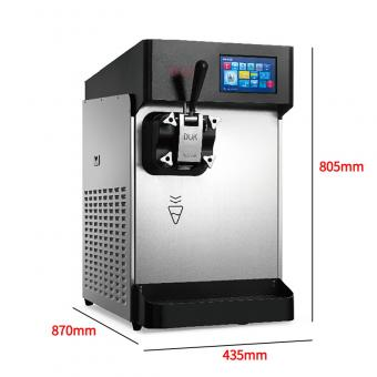 commercial ice cream machine manufacturer